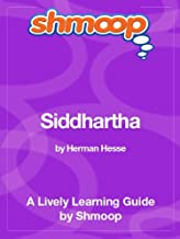 Siddhartha: Shmoop Study Guide