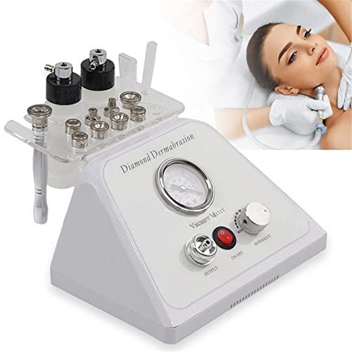 Duuozy 3 en 1 Microdermoabrasión de Diamante Peeling al vacío Spray Rejuvenecimiento de la Piel Máquina Facial Eliminación de poros de espinillas Nuevo Dispositivo de Belleza