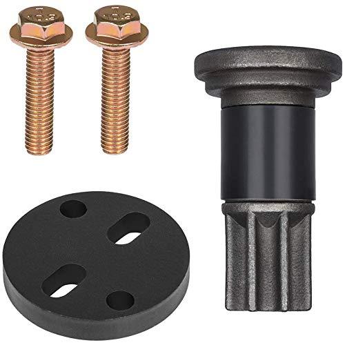 SODIAL Einspritz Pumpen Zahnrad Abzieher und Motor Schutz/Drehen Werkzeug für Cummins Motor VE P7100 VP44 4BT 6BT, B/C Serie