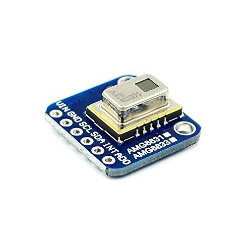 DIY Berührungslos Infrarot-Temperatursensormodul AMG8833