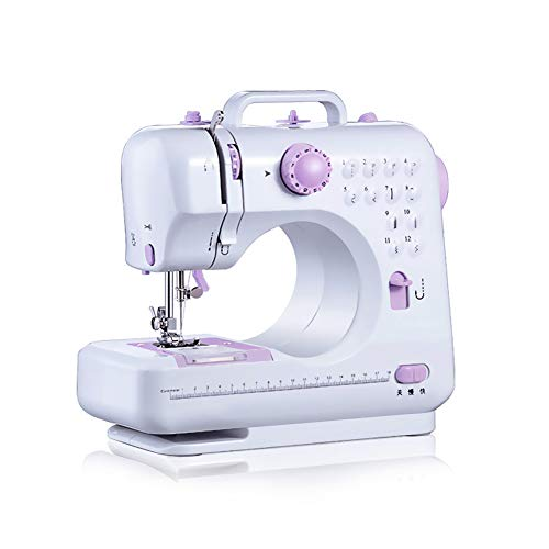 Ladysen Sewing Machine 12 Stitch Household Hand-held Tailor Electric Small Sewing Machine Easy to Use for Beginners