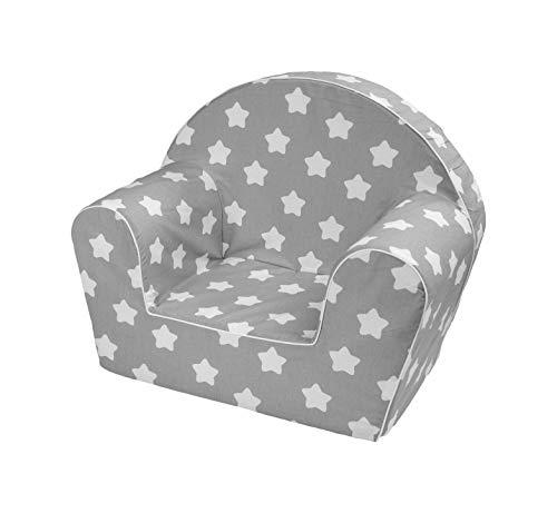 MuseHouse Kinderstuhl Sessel Sofa Sitzhocker für Kinder Kleinkinder (F117)