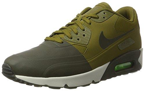 Nike Air MAX 90 Ultra 2.0 Se, Zapatillas Hombre, Verde (Cargo Khaki/Cargo Khaki/Militia Green), 44 EU