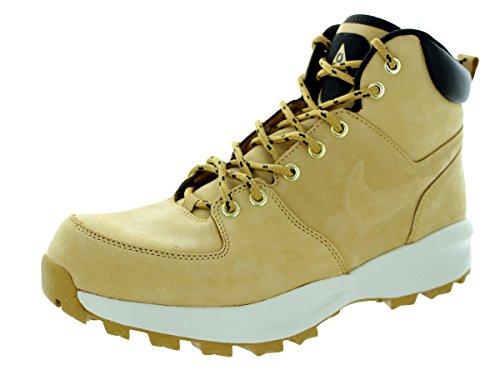 Nike Manoa Leather, Zapatillas de Running para Asfalto Hombre, Multicolor (Haystack/Haystack-Velvet Brown 700), 42.5 EU