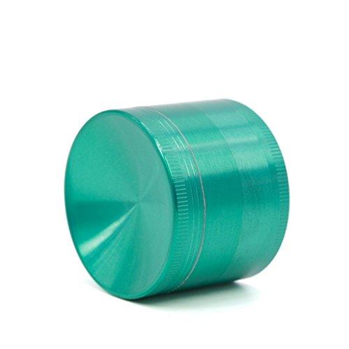 Imagen del producto TANKASE Grinder Molinillo Triturador Cóncavo de Aleación de Zinc para Hierbas y Especias 2 Piezas 2
