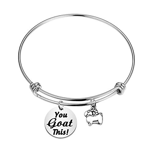 Gzrlyf You Goat This Bracelet Goat Jewelry Funny Goat Gifts Goat Lover Gifts