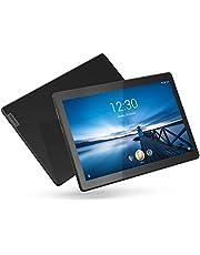 Lenovo Tab M10/TB-X605F/ZA480055SE, Tablet-Pc 10,1 Inch, Fhd, Zonder Beschermhoes. 3 Gb Ram, 32 Gb Interner Speicher, Zwart