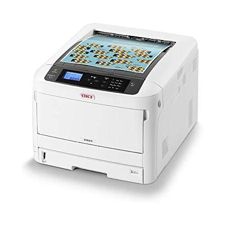 OKI C824dn Color 1200 x 600 dpi A3 - Impresora láser (LED, Color, 1200 x 600 dpi, A3, 300 Hojas, 26 ppm)