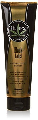 HEMPZ Black Label Bronzer - 8 oz.