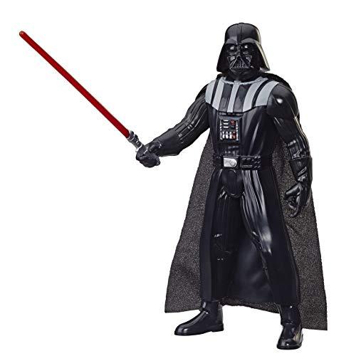 Figura Star Wars Oly E5 de 9,5 cm, para crianças acima de 4 anos - Darth Vader - E8355 - Hasbro