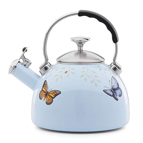 Lenox 888256 Butterfly Meadow Tea Kettle