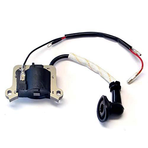 Bobina de encendido apta para desbrozadora Einhell BG-BC 43/1 AS de 1,7 CV/1,24 kW.