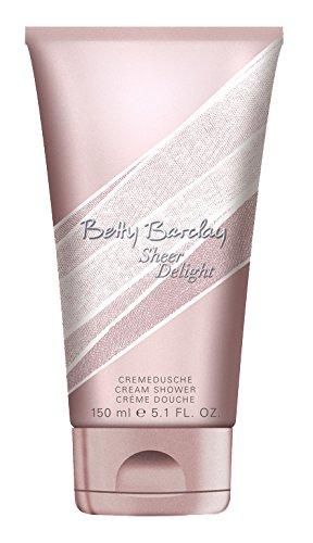 Betty Barclay Sheer Delight femme/woman, Duschgel, 1er Pack (1 x 150 g)