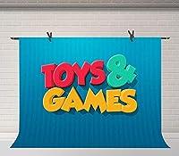 ベビーシャワーの写真撮影の小道具LHFU600のHD背景7x5FTおもちゃとゲームの写真の背景