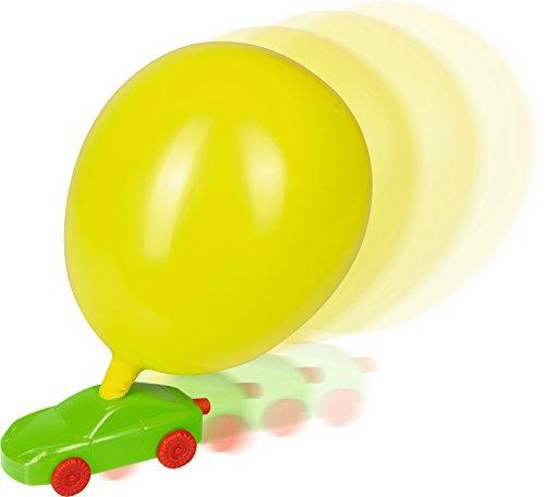 Die Spiegelburg Auto mit Ballonantrieb (grün)