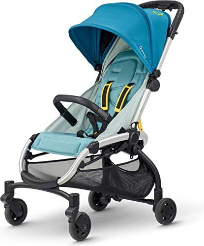 Quinny 1312771000 Quinny Ldn Urban Kinderwagen, Grey Twist