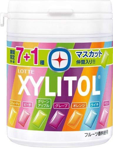 LOTTE(ロッテ)『キシリトールガム 7種アソートボトル』