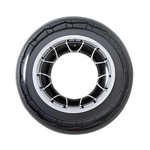 Acan Bestway - Flotador neumático Infantil, Flotador Hinchable Rueda, High Velocity Tire Tube, diámetro 1,19 cm