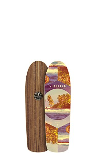 Fireball Arbor x Supply Co. Longboard Skateboards (Various Models) (Pilsner - Photo (28