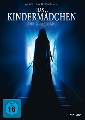 Das Kindermädchen - Mediabook (+ DVD) [Blu-ray]