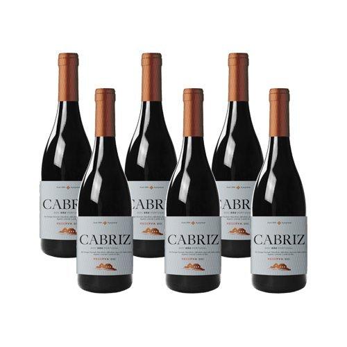Cabriz Reserva - Vino Tinto - 6 Botellas