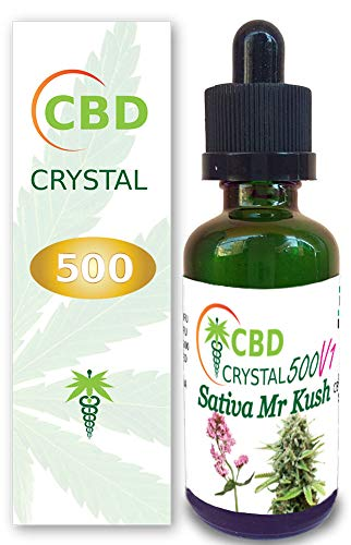 Crystalcbd V1 KUSH 30ml kush CBD Liquid...