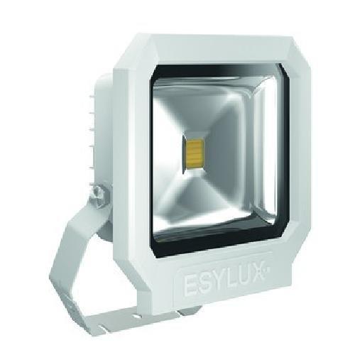 ESYLUX ESYLUX LED-Strahler ADF OFL SUN LED 50W5K ws 5000K m.MontBügel ws OFL SUN Strahler/Scheinwerfer/Flutlicht 4015120810251