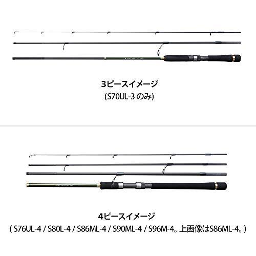 シマノ『ルアーマチックMBS70UL-3』