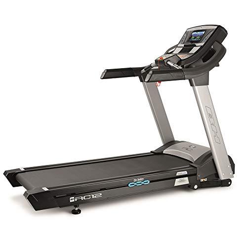 BH Fitness RC12 TFT G6182TFT - Cinta de correr 22km/h, Tecnologia Touch & Fun