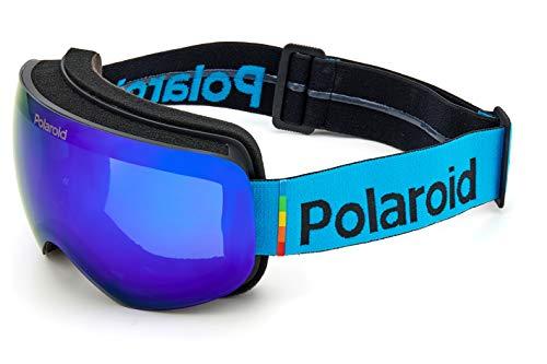 Polaroid MASCARA DE ESQUI PLD MASK 01 9KS 5X With anti-fog & glare control lens