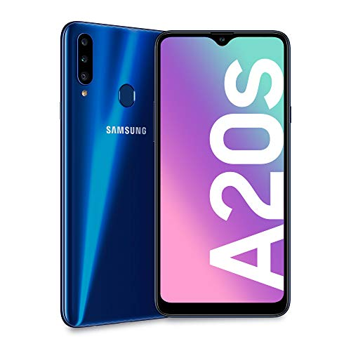 SAMSUNG Galaxy A20s, Smartphone, Display 6.5