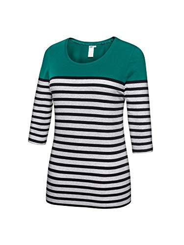 Joy Veronica - Camiseta de manga corta, 53076 Mystery Stripes, 38