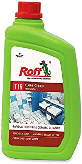 Pidilite T16 Roff Cera Clean Professional Tile, Floor and Ceramic Cleaner (1 Litre) - Concentrated liquid for tough stains...