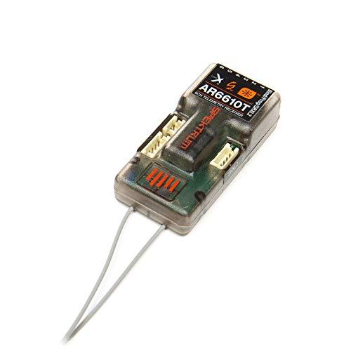 Spektrum AR6610T DSMX 6-Channel Telemetry Receiver