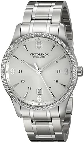 Victorinox Men's Alliance Analog Display Swiss Quartz Watch
