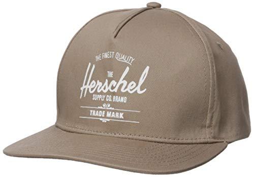 Herschel Herren Whaler Baseball Cap, Kaki verblasst, Einheitsgröße