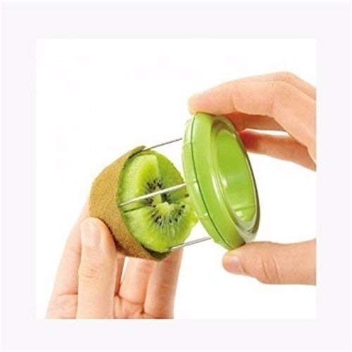 CJESLNA Kiwi Cutter Peeler Slicer Kitchen Gadgets Tools