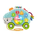 Fisher-Price Erizo Linkimals, Juguete interactivo bebés +9 meses (Mattel,...
