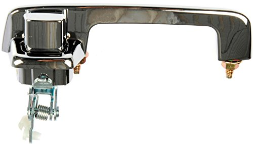 Dorman 90019 Exterior Door Handle for Select Dodge/Plymouth Models, Chrome