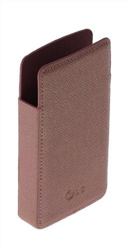 LG CCL-280 Pop telefoonhoes voor LG GD510 roze