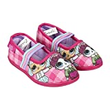 Artesania Cerda Zapatillas De Casa Bailarina LOL, Niña para Niñas, Rosa (Rosa C07), 32 EU