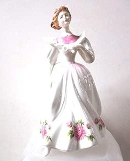 Royal Doulton Figurines November H. 7.75