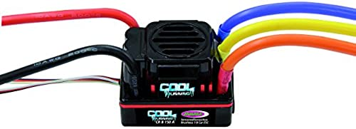 Jamara 081462 - Speedregler CR B150 Ampere Brushless