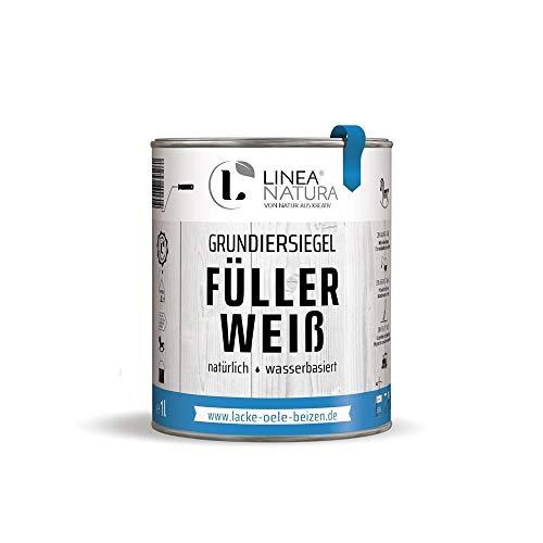 LINEA NATURA® - Grundiersiegel Füller Weiß 1 Kg
