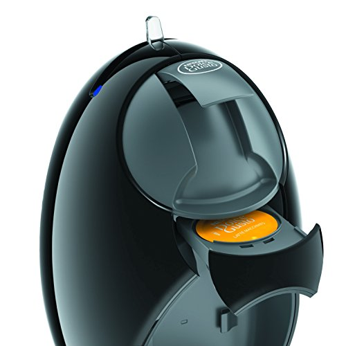DeLonghi Nescafé Dolce Gusto Jovia Pod Capsule Coffee Machine, Espresso, Cappuccino, Latte and more,EDG250.B, Black