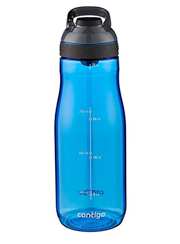 Contigo Cortland Water Bottle, 32-Ounce, Monaco by Contigo