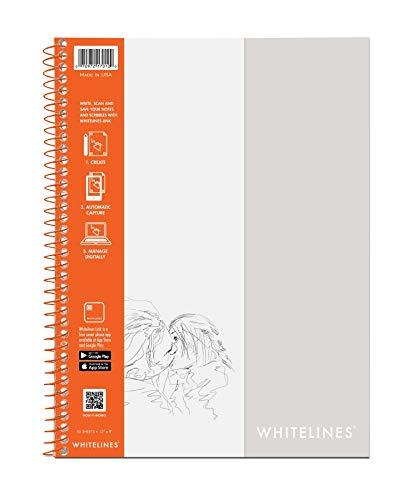 Whitelines Papier zeichnen Pad und Buch (17010)