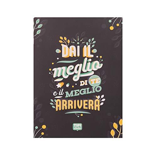 Mr. Wonderful Cuaderno A4 - Da lo mejor de ti y lo mejor llegará
