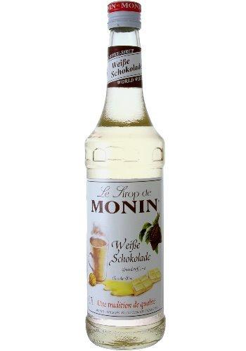 Monin Sirup Weisse Schokolade 0,7 L - 0,7 Liter