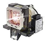 Araca PK-L2312U /PK-L2312UG Projector Lamp with Housing for DLA-X35 DLA-X750R DLA-RS66 DLA-X700R DLA-X500R DLA-RS46 DLA-X95R Replacement Projector Lamp